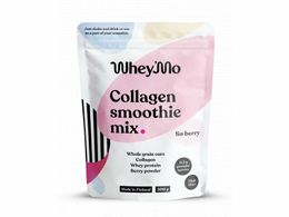 Whey'mo Collagen smoothie mix 300 g So berry!