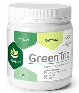 Topnatur Green trio 540 tabletek