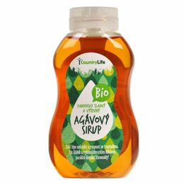 Syrop Country Life Agave BIO 250 ml