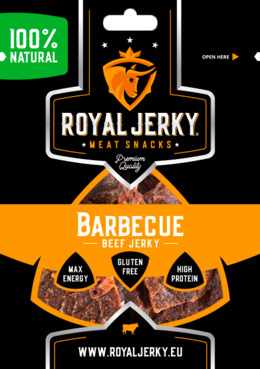 Royal Jerky Barbecue 22 g