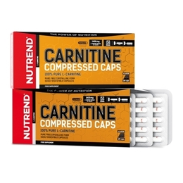 Nutrend Carnitine Compressed 120 kapsułek