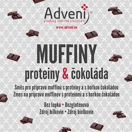 Adveni Muffins Proteins & Chocolate 280 g