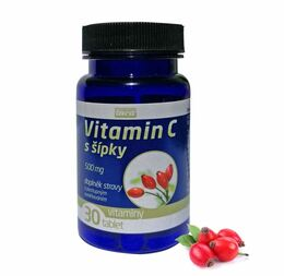 Inca Vitamin C 500 mg 30 tabletek